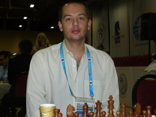Dimitrios Mastrovasilis